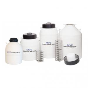 MVE Cryosystem2000液氮罐