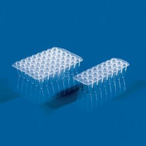Brand普兰德 24孔 PCR板 无裙边 0.2ml