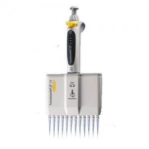 Brand普兰德 Transferpette® S-12数字可调量程十二道移液器 50ul (703726)