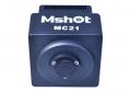 高分辨率黑白/彩色 CCD 摄像头 MC21