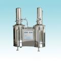 不锈钢电热重蒸馏水器 DZ5C