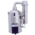 断水自控型不锈钢电热蒸馏水器 DZ20Z